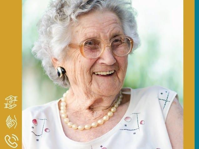 """Broșura """"Bune practici pentru o bătrânețe frumoasă"""""""